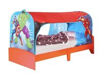 Avengers kids bed tent