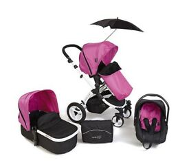 Your baby travel system