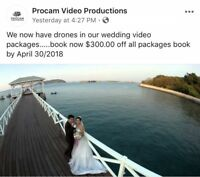 Wedding Video  book now save 300$