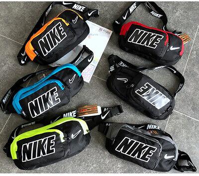 New Stylish Nike Men's Women's Cross Body Shoulder Messenger Bag Handbag UK