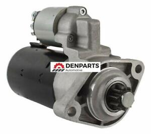 2.0KW Starter Replaces Bosch 0 001 125 057, 0 001 125 058