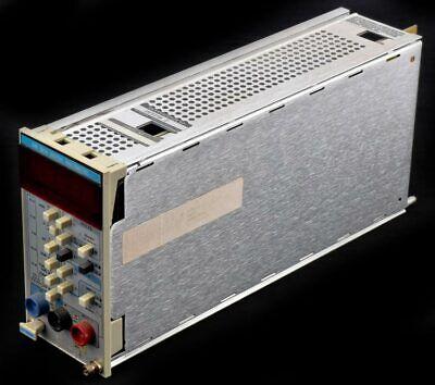 Tektronix Dm 501a Option 2 Tm 500 System Digital Multimeter Plug-in Module