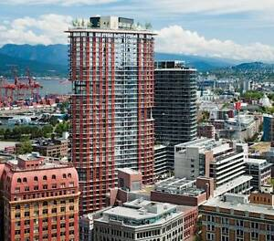 36th floor Gastown/Downtown Woodward!Killing views OPEN NOW!
