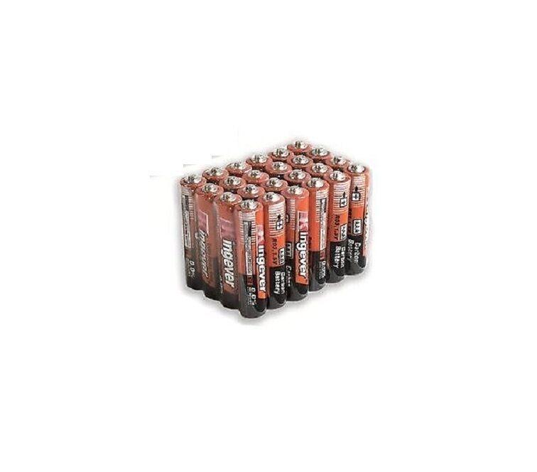 24 Pack AAA Batteries Medium Duty 1.5v Wholesale Lot New Fresh