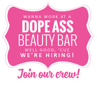 Estheticians, natural nail techs and guest coordinator!!
