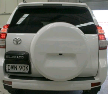 2016 Toyota Landcruiser prado GXL Wallarah Wyong Area Preview