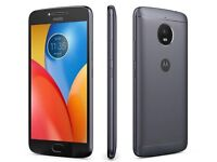 Used Motorola E4 Plus Used, Unlocked, Comes With Gel Case And 64GB micro SD card,