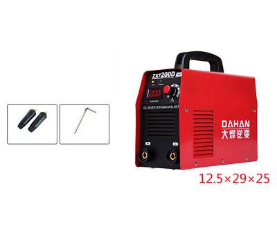New 220v 4000w Prefessional Mini Electric Dc Inverter Mma Welder Welding Machine