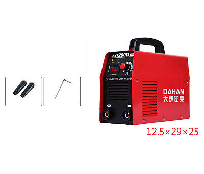 220v Small Household Inverter Dc Electric Welding Machine 4000w