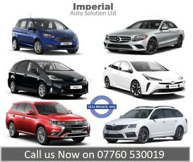PCO Taxi minicab Car hire (Rental Taxi Cars) Uber Ready from £120 PW