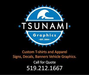 Custom Screen Printing and Embroidery