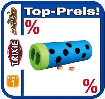 TRIXIE Dog Activity Snack Roll Kunststoff/Naturgummi Intelligenz Spielzeug