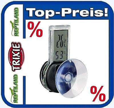 TRIXIE Thermometer / Hygrometer - Digital - Thermo - Hygro