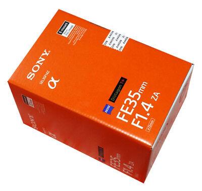 Sony SEL35F14Z Distagon T* FE 35mm f/1.4 ZA Lens for E Mount