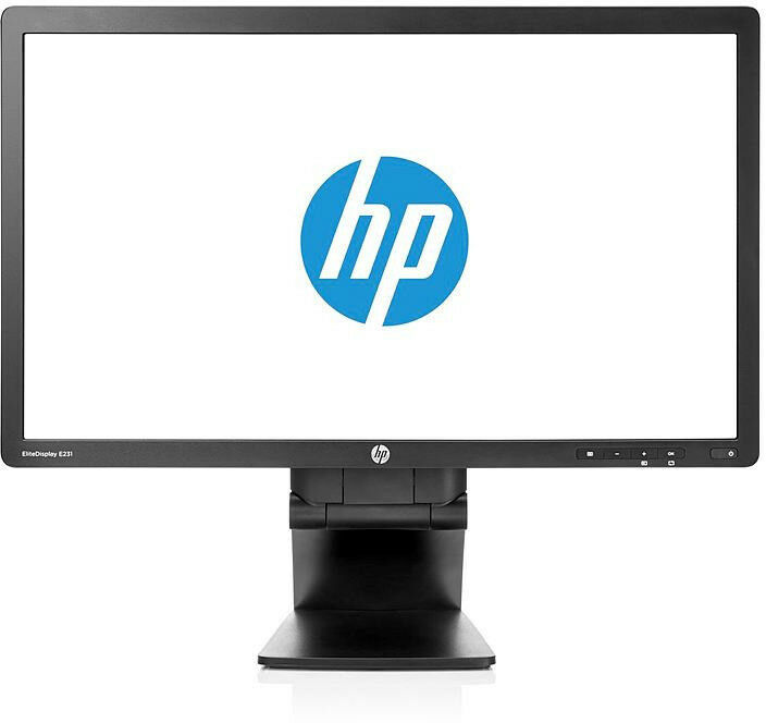 HP Elitedisplay E231 23 inch LED computer monitor in excellent condition