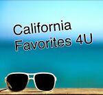 California Favorites 4U