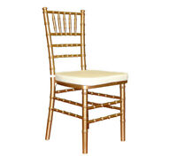Rent,,Chiavari Chair  $4.50 Table,  Table cloth Rental
