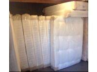New memory foam mattress free delivary