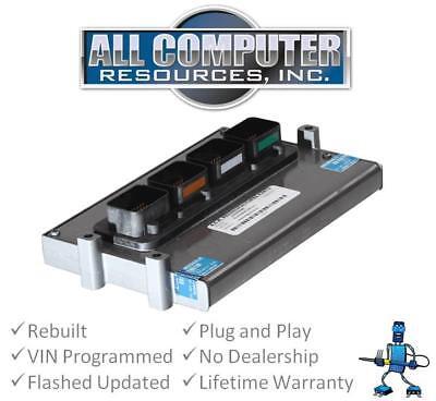 2011 Jeep Wrangler 3.8L ECU ECM PCM Engine Computer - Manual M/T - OEM 2a
