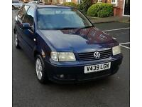 Volkswagon polo tdi diesel 12 month mot service history px welcome