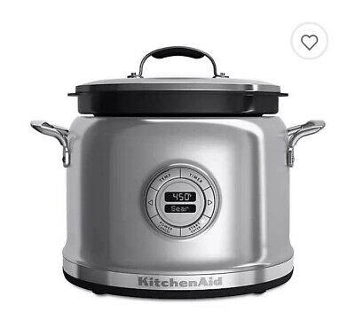 KitchenAid 4 Quart Multi Cooker Stainless Steel