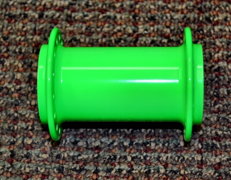 Neon Green Powder Coating Paint - 1 LB NEW