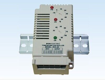 Run Electronic RHC-90 Temperature Humidity Controller -10~50C° 30~90%