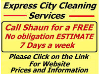 Professional Carpet Cleaning 10% Discount for July & August * Domestic Cleans * End of Tenancy