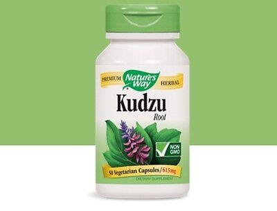 Kudzu Root - 50 Capsules - Nature's Way FAST SHIPPING