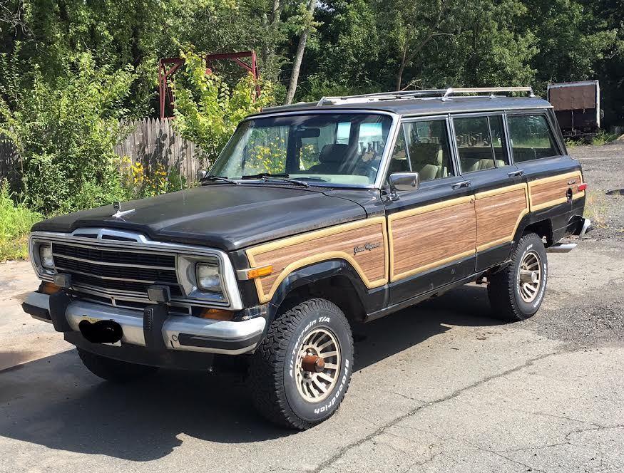 1989 Jeep Wagoneer  1989 Jeep Grand Wagoneer