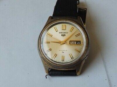Seiko [5] 23J 5126 automatic mans watch working  ....
