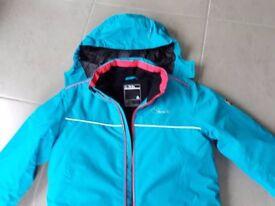 "Ladies'/Teens' Dare2b Regatta Ski Jacket with Hood - Brand New - 34"" Chest, 163 cm Height"
