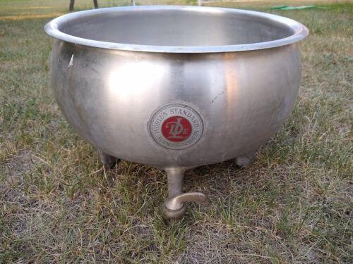 De Laval cream spearator model 518 stainless steel milk tank