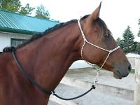NECK LEAD ROPES from Rope Horse Tack