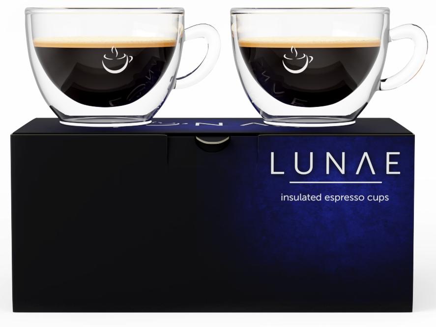 Turin Double Shot Espresso Cup