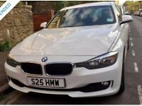 2012 BMW 320d - Pearl White - FSH