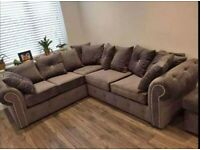 Factory Packed- Ashwin Corner Sofas Or 3+2 Sofa Set-Cash On Delivery