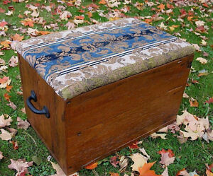 Antique Blanket Boxes, Coffee Tables or Storage Benches Gatineau Ottawa / Gatineau Area image 8