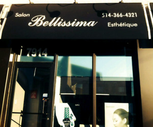 ESTABLISHED ESTHETICS SALON FOR SALE