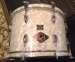 Vintage Hoshino Baxter WMP Bass Drum 22x14