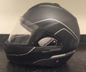 Shark Evoline 3 Pro Carbon helmet
