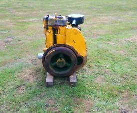LISTER SR1 DIESEL DUMPER ENGINE SERVICED READY FOR WORK £525