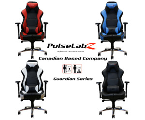 PulseLabz Guardian Series Gaming Chair
