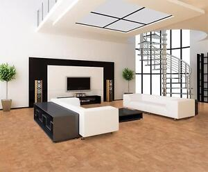 Leather Cork flooring - Your basement will bring warm floors -Compare our prices to retail @$8 sq.ft;  Save$4 sq.ft.