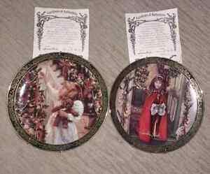 Christmas collector's plates