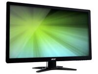 23 INCH TFT CHEAP PC MONITOR HOME OFFICE COMPUTER CCTV GRADED