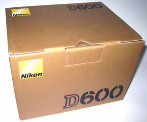 Nikon D600 (Body Only) - Very low shutter activations