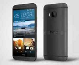 Htc m9 great shape with otter box