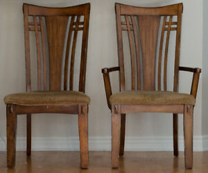 Dining set - large table with chairs - Best Offer Gatineau Ottawa / Gatineau Area image 2