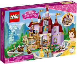 LEGO Beauty and the Beast: Belle's Enchanted Castle #41067